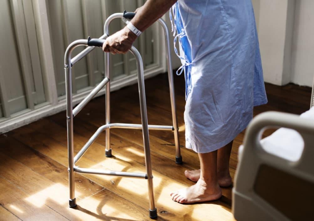 enfermería parkinson