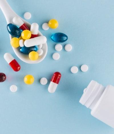 tratamiento con medicamentos en párkinson