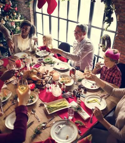 familiares de enfermo de párkinson en navidad