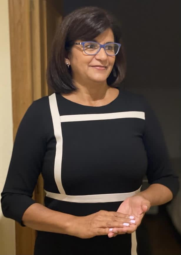 Tania Moya García, presidenta de FEPAMUR