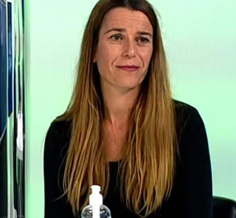 Victoria López, coordinadora de FEPAMUR